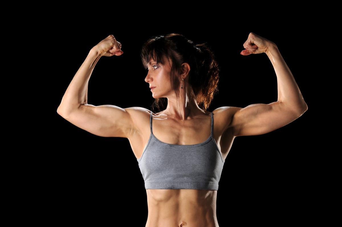 Muscle women foto sex pics